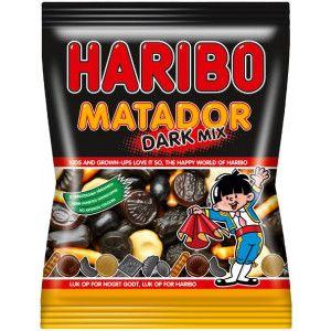 Haribo Matador Dark Mix - 1 stk.