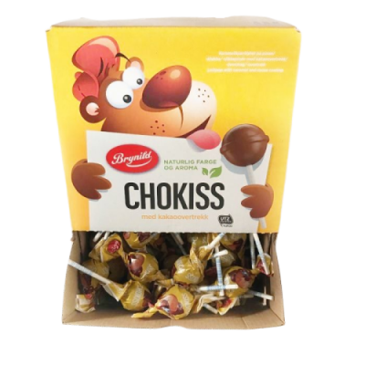 Chokiss - 120 stk.