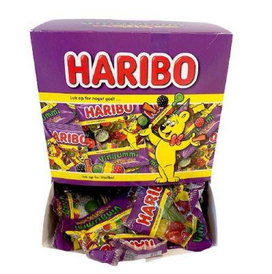 Haribo Click Mix Mini - 100 stk.