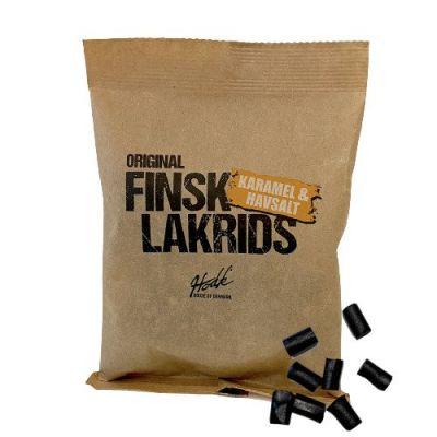 Finsk Lakrids Karamel Og Havsalt - 1 stk.
