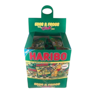 Haribo Eggs & Frogs Mini - 90 stk.