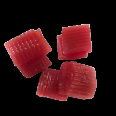 Jordbær Måtter - 185 stk.