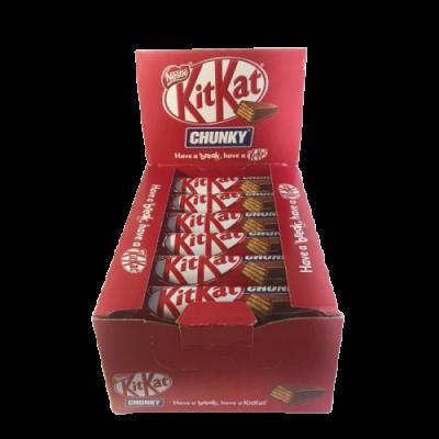 KitKat Chunky - 24 stk.