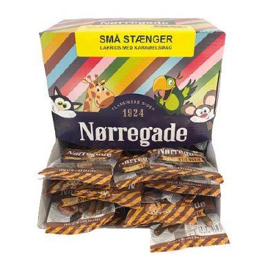 Nørregade Små Stænger Mini - 100 stk.