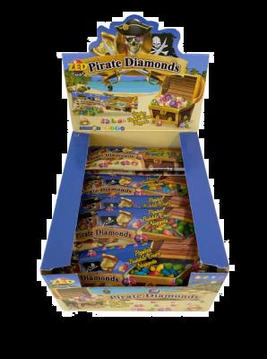 Pirate Diamonds - 30 stk.