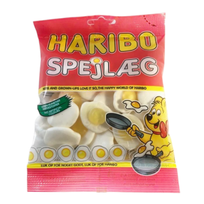 Haribo Spejlæg - 1 stk.