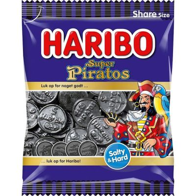 Haribo Super Piratos - 1 stk.