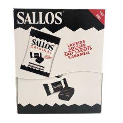 Sallos Lakrids Bolcher - 333 stk.
