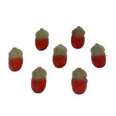 Sukkerfrie Jordbær - 307 stk.