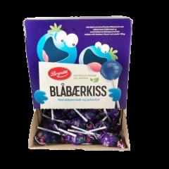 Blåbær Kiss - 120 stk.