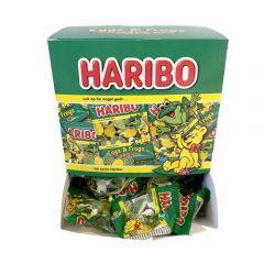 Haribo Eggs & Frogs Mini - 90 stk.