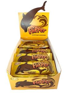 Cloetta Flipper Mælkechokolade - 24 stk.