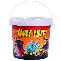 Halloween Giga Candyfloss - 1 stk.