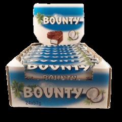 TILBUD Bounty Lys – 24 stk.