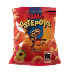 Kims Ostepops Miniposer - 24 stk.