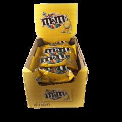 M&M Peanut – 24 stk.