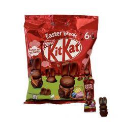 KitKat Påskehare - 6 pak.