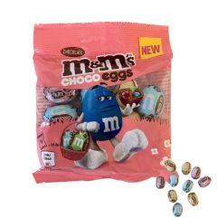 M&M Chokolade Æg - 10 pak.