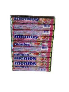 TILBUD Mentos Jordbær - 40 stk.