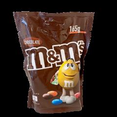 M&M Chokolade Pose - 165 g.