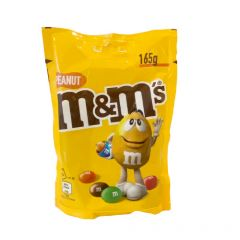 M&M Peanut Pose - 165 g.