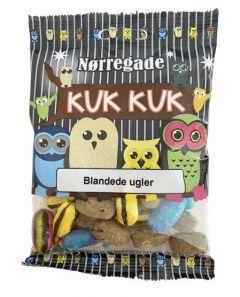 Nørregade Blandede Ugler - 1 stk.