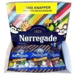 Nørregade Små Knapper Mini - 100 stk.