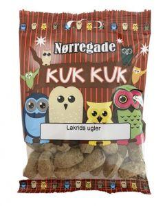 Nørregade Lakrids Ugler - 1 stk.