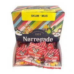 Nørregade Skum Mus Mini - 100 stk.