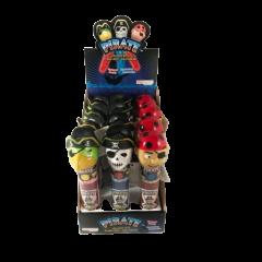 Pirate Lollypop -  12 stk.
