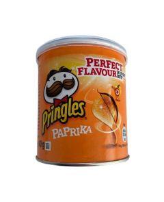 TILBUD Pringles Paprika - 12 stk.