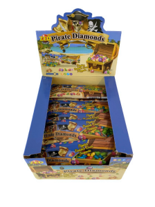 Pirate Diamonds - 30 stk.