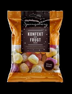 Spangsberg Konfekt Med Frugt - 1 stk.