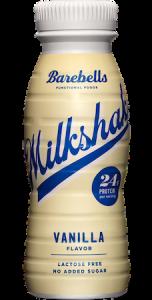 Barebells Milkshake Vanilje - 8 stk.