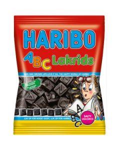 Haribo ABC Lakrids - 1 stk.