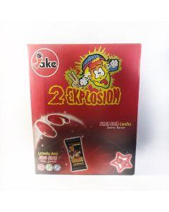 Explosion Cherry - 200 stk.