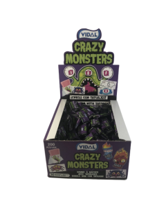 Crazy Monsters - 200 stk.