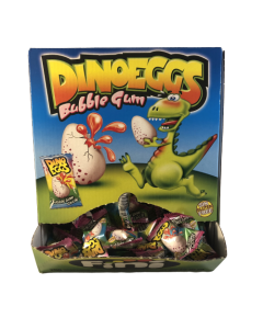 Dinoeggs - 200 stk.