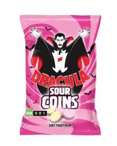Dracula Sour Coins - 18 stk.