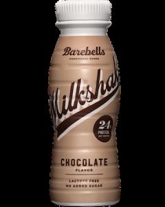 Barebells Milkshake Chokolade - 8 stk.