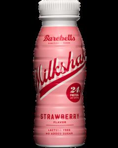 Barebells Milkshake Jordbær - 8 Stk.