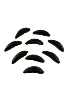 Haribo Black Bananas - 282 stk.