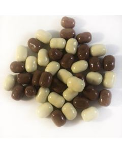 Chokolade/lakridsskruer - 460 stk.