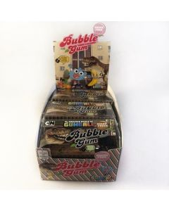 Gumball Bubble Gum Lakrids - 24 stk.