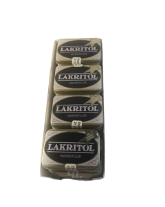 Lakritol - 24 stk.