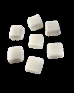 Hvide Skumpuder - 170 stk.
