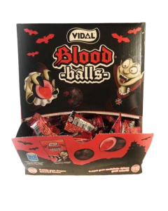Blood Balls - 200 stk.