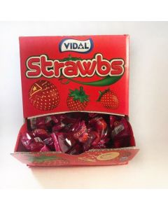 Strawbs - 200 stk.