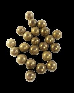 Guld Kugler - 470 stk.