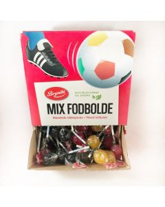 Mix Fodbolde - 120 stk.